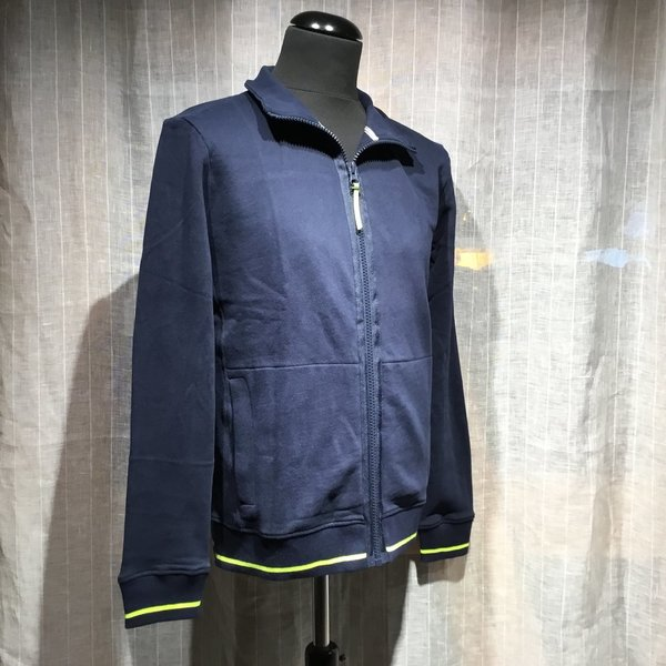 1016908 Sweatjacke TOM TAILOR men 10668 sky captain
