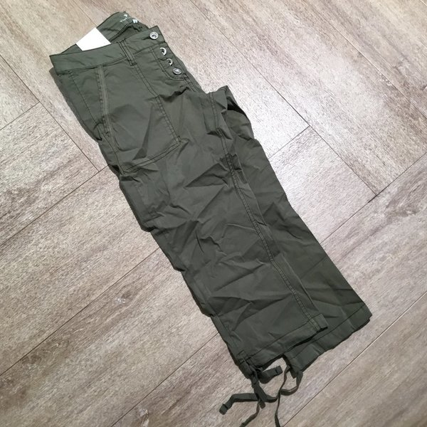 1016867 Tapered TOM TAILOR wmn 12521 deep fresh olive