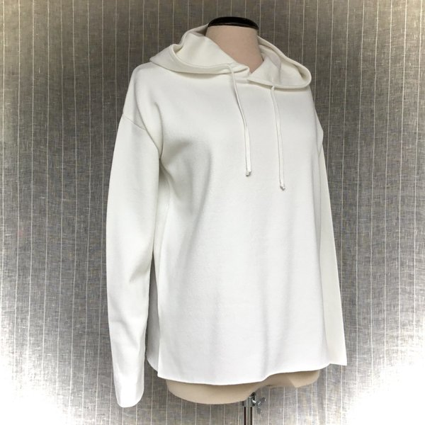 01101062 Hoodie MORE&MORE 0041 offwhite