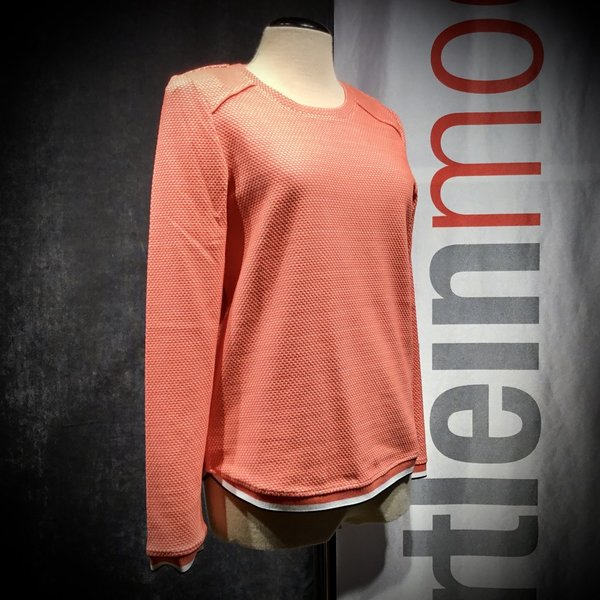 6210-501798 Sweat SOQUESTO 1255 red flame