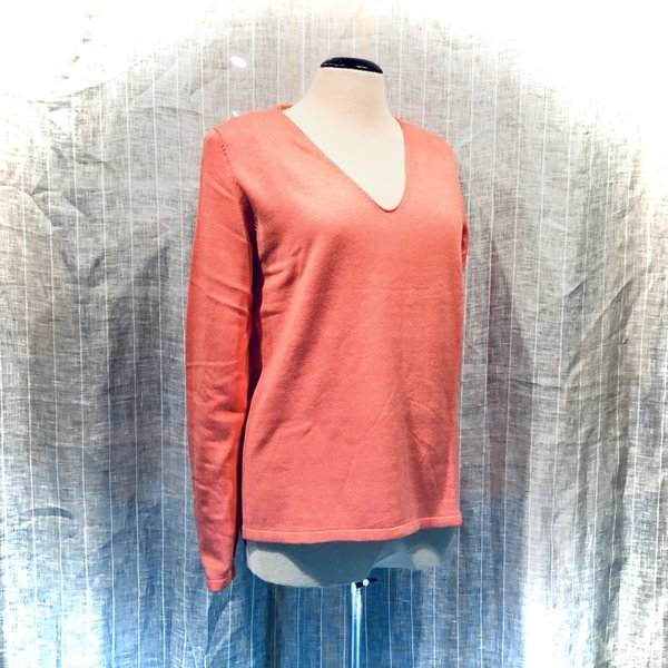 1012976 Sweat TOM TAILOR wmn 26203 strong peach
